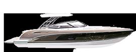 CBR-Crossover Bowrider Kamaralı Tekne