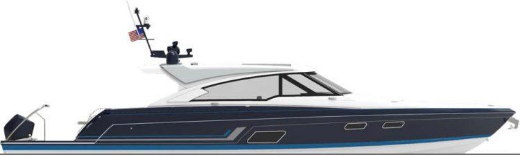 Formula offshore tipi tekne